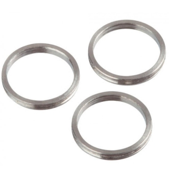 PRO GRIP RING SILVER BAGGED