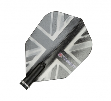 Vision150 No6 Black Union Jack
