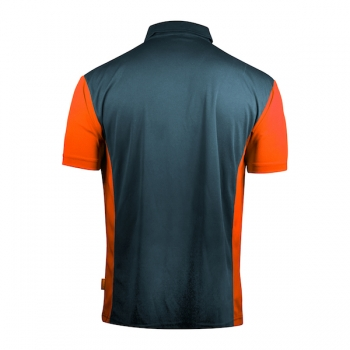 Polo Target - Coolplay 3 black-orange