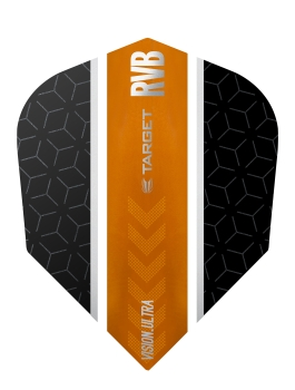 RVB Vision Ultra NO6 Black/Orange - Stripe