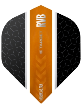 RVB Vision Ultra NO2 Black/Orange - Stripe