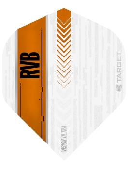 RVB Vision Ultra Flights NO2 White/Orange