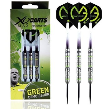 Michael van Gerwen GREEN DEMOLISHER 18g