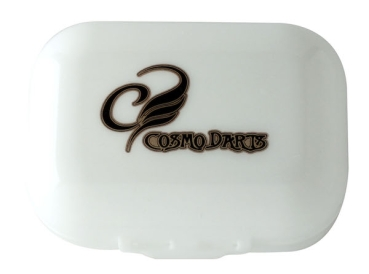 Cosmo Fit Case Small White