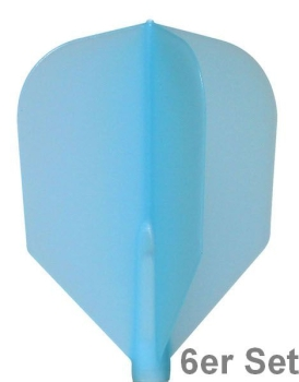 Cosmo Fit Flights Shape Blue 6er Set