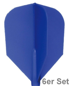 Cosmo Fit Flights Shape D-Blue 6er Set