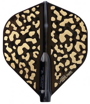 Cosmo Fit Flights Air Gold Leopard Standard
