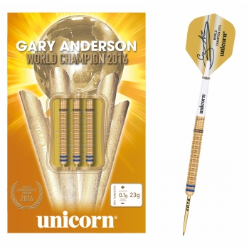 Gary Anderson World Championship 2016 Limited Edition 23g