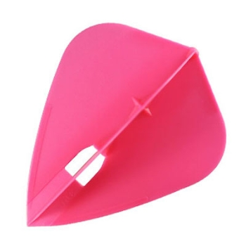 L-Style Champagne Flight Kite Hot Pink