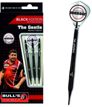 Mensur Suljovic Soft 18g BLACK EDITION