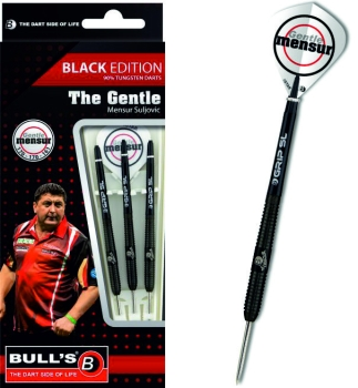 Mensur Suljovic Steel BLACK EDITION 21 - 23 - 25g