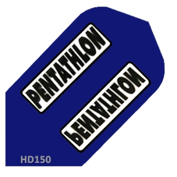 Pentathlon Flight - HD150 blau Slim
