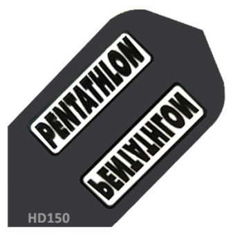 Pentathlon Flight - HD150 schwarz Slim