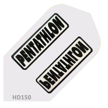 Pentathlon Flight - HD150 weiss Slim