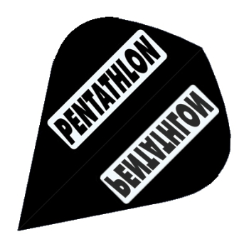 Pentathlon Flight - Kite schwarz