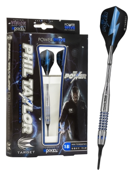 Phil Taylor 9five SOFT 18g