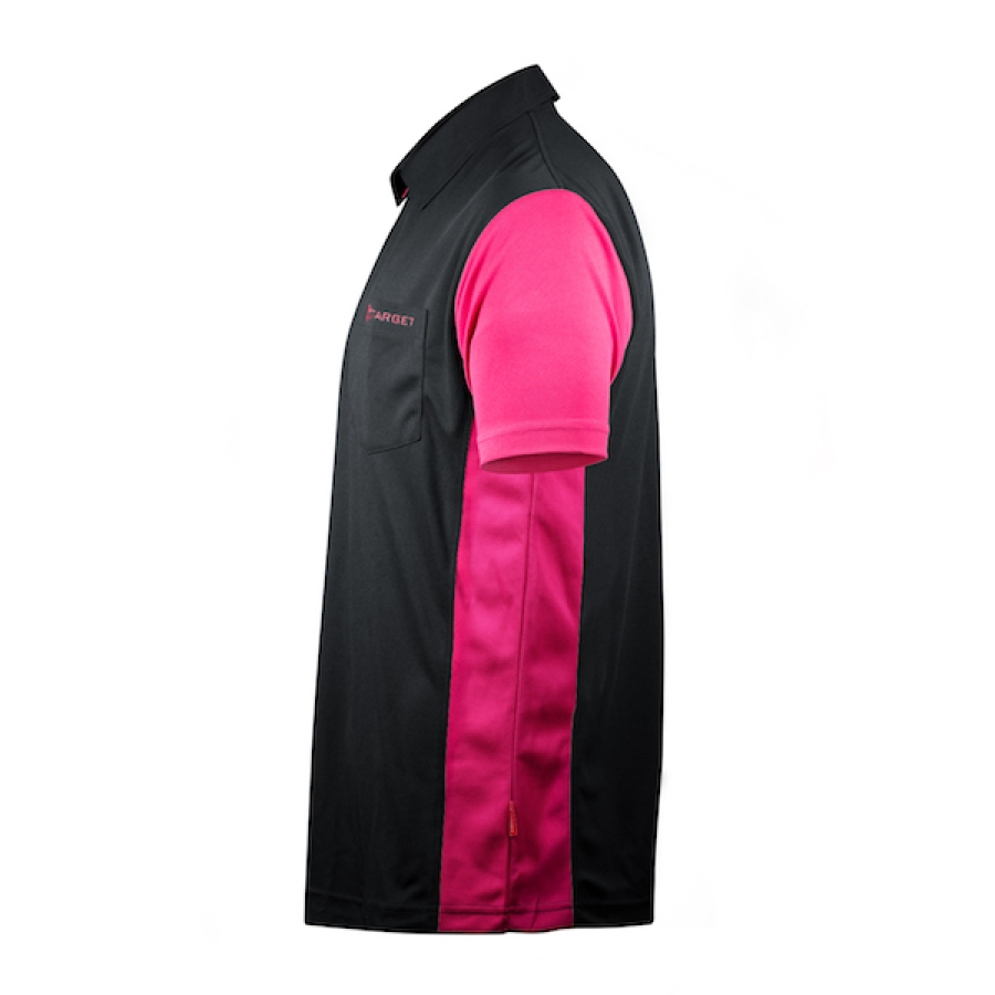 Polo Target - Coolplay 3 black-pink