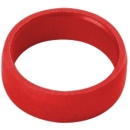 Slot Lock Ring Red