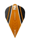 RVB Vision Ultra Flights Black/Orange - Curve - Vapor