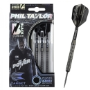Power 8zero Black Titannium 22g Steel Darts