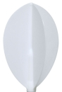 Cosmo Fit Air Flights Teardrop White