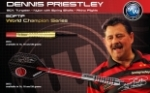 Dennis Prestley GOLD - SOFT Darts