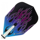 Pro 100 Blue Purple Flame No6