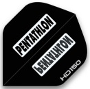 Pentathlon Flight - HD150 schwarz